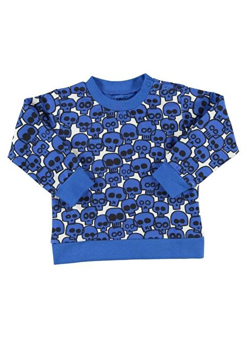 Wakamono Sweatshirt Renkli